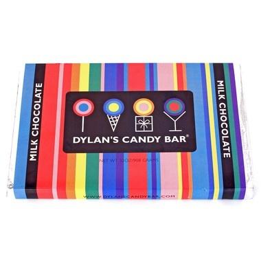2lb Dylan's Chocolate Bar