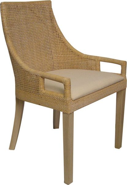 Avoca Chair. Perfect as a dining chair or small armchair. #interiordesign #armchair #diningchair