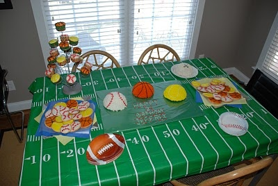 Soccer Field Tablecloth Google Search Baby Shower