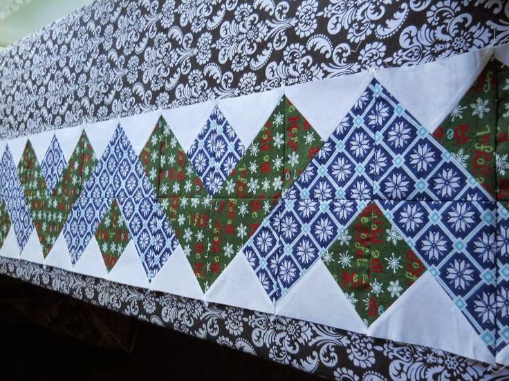 Moda Bake Shop Ribbon Quilt Made With Qsts Quilts Hst