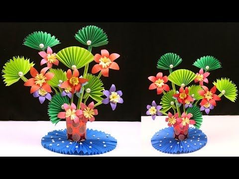 How To Make Paper Flowers Paper Flowers Diy Paper Flower