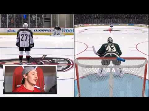 Brendan Gallagher and Jarred Tinordi go head-to-head in a shootout in NHL 14 in the latest edition of The Duel.