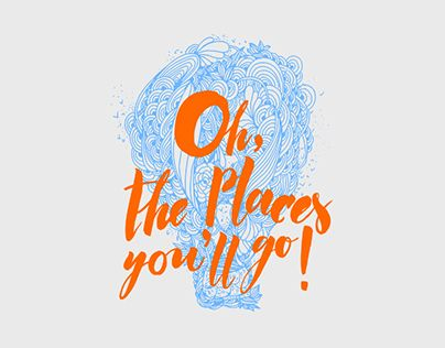"Check out new work on my @Behance portfolio: ""Oh, the places you'll go!"" http://on.be.net/1I7rpY9"