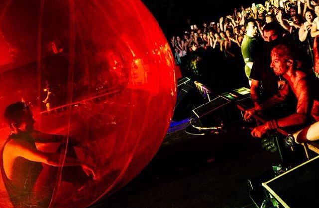 Seeing Tyler in the hamster ball live is one of the greatest things I have ever witnessed