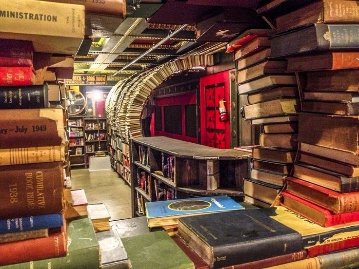 17 Bookstores That Will Literally Change Your Life. Okay all of them are on my bucket list
