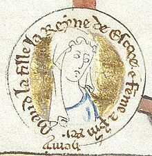Henry I, King of England and Matilda of Scotland were married on November 11, 1100 in Westminster Abbey and Matilda was duly crowned Queen.