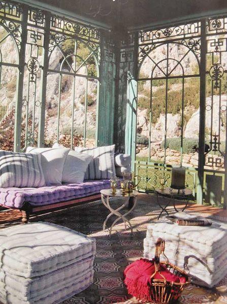 summer room...