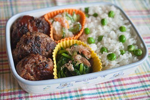 Бенто - обеды с собой для ребенка в школу или вам на работу: красота, доступная ежедневно