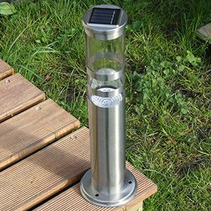 Solarlampe High Class Bedlampe