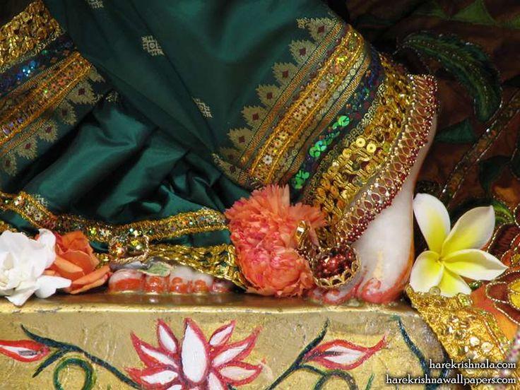 http://harekrishnawallpapers.com/sri-dwarkadhish-feet-iskcon-los-angeles-wallpaper-003/