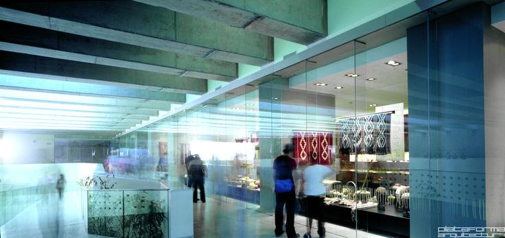 Galería - Centro Cultural Palacio La Moneda – Plaza de la Ciudadanía / Undurraga Devés Arquitectos / Undurraga Devés Arquitectos - 13