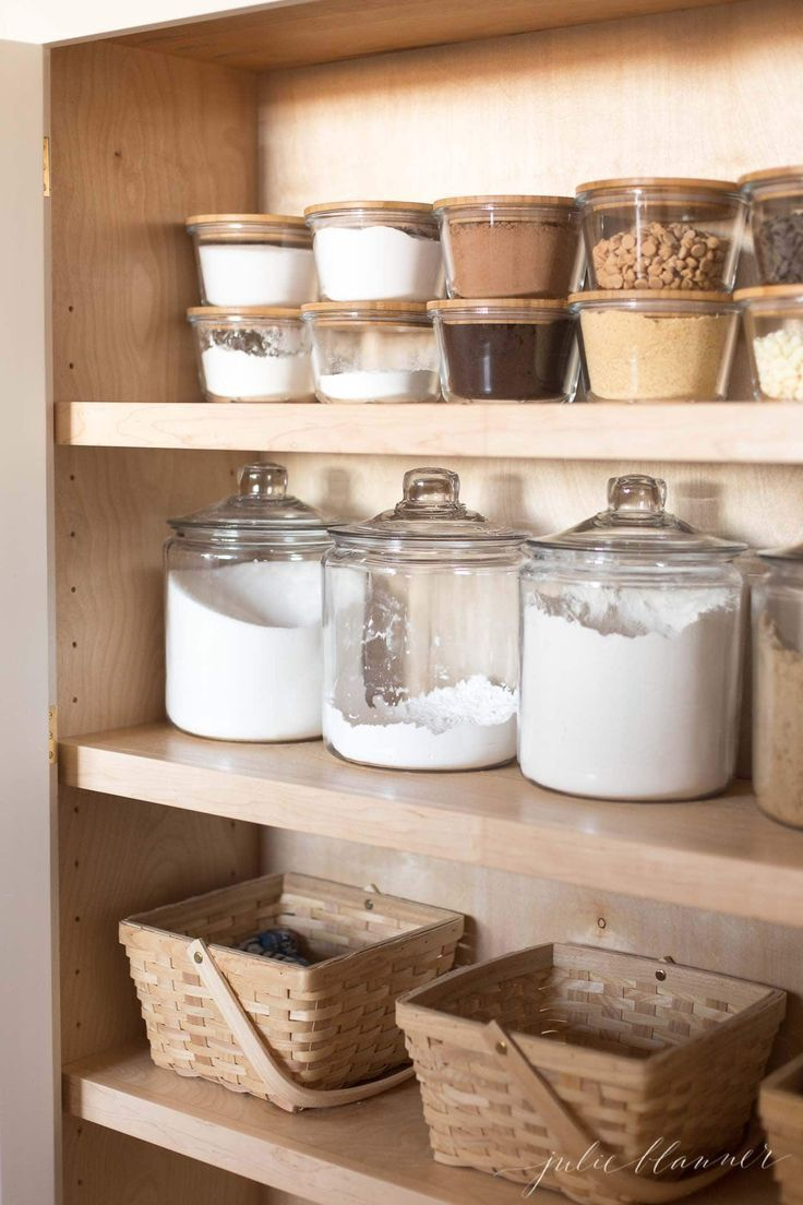 Check Out These Simple Ideas To Put Your Pantry In Shape For