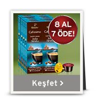 Cafissimo kapsülleri keşfet! - http://www.tchibo.com.tr/cafissimo-kahve-makinesi-c400013805.html