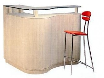 Bar designs design design and interieur on pinterest for Bar moderne pour maison