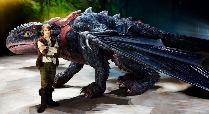 How To Train Your Dragon - The Arena Spectacular. Coming April to Auckland's Vector Arena