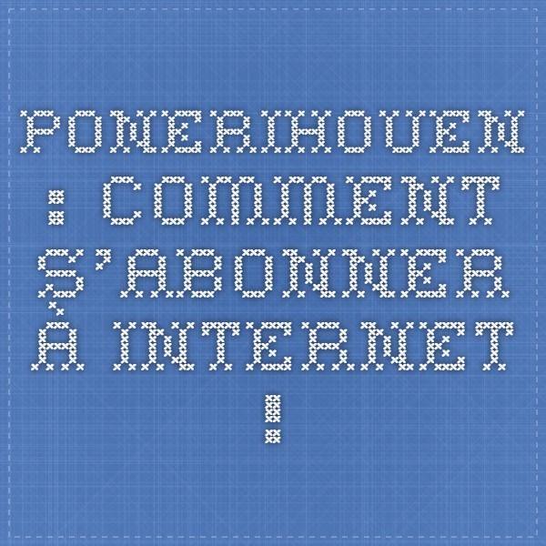 Ponerihouen : comment s'abonner à internet ! Découvrez le fournisseur d'accès internet #nautile sur #ponerihouen ( #nouvellecaledonie ). Toutes les infos sur https://www.nautile.nc/fournisseur-internet-province-sud/abonnement-forfait-ponerihouen