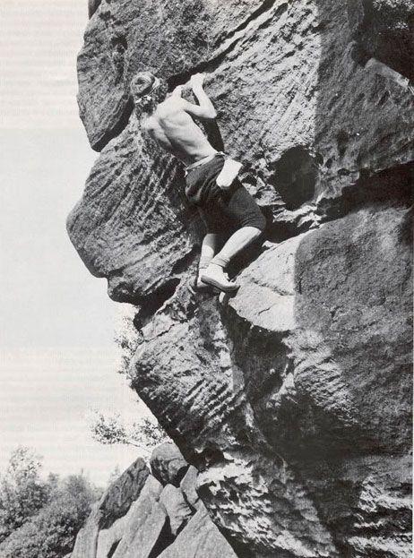 """www.tickthatpitch.com Nel post su Patrick Berhault il nostro amico francese individua l'inizio della """"rivoluzione"""" (dall'alpinismo tradizionale all'arrampicata sportiva) nella visita in Verdon dei britannici Peter Livesey e Ron Fawcett, nel 1978"""