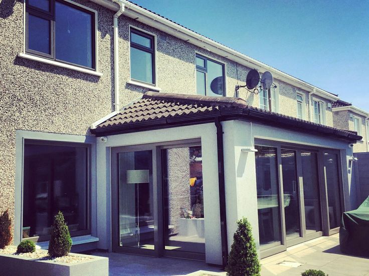 Latest slick Aluclad project completed by our team in Leixlip today. 🏠☉☁