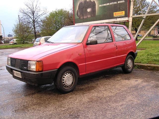 Fiat Uno 1.1 (1988-1999)