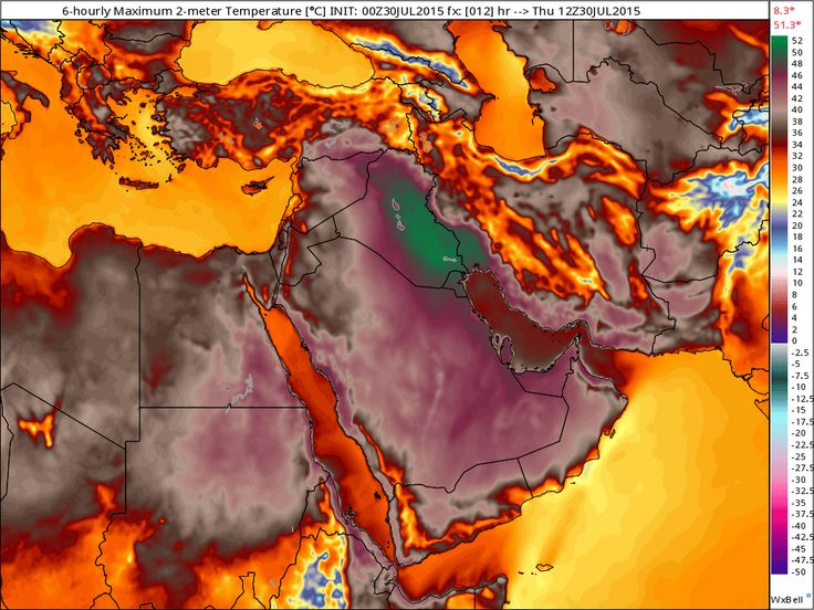 July 31, 2015 https://www.washingtonpost.com/news/capital-weather-gang/wp/2015/07/30/iran-city-hits-suffocating-heat-index-of-154-degrees-near-world-record/ Second highest level ever recorded.