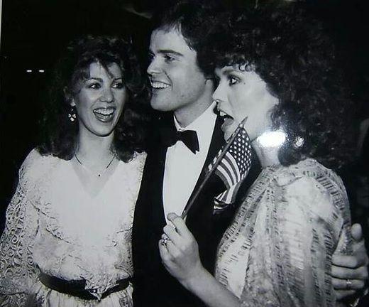 Debbie, Donny, Marie