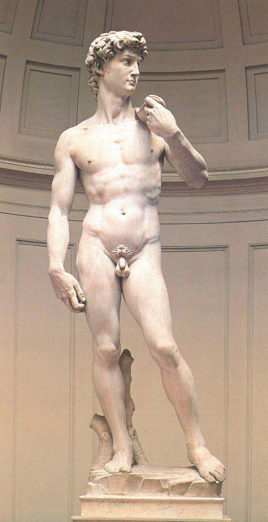 Микеланджело Буонарроти (1475 — 1564)  Давид