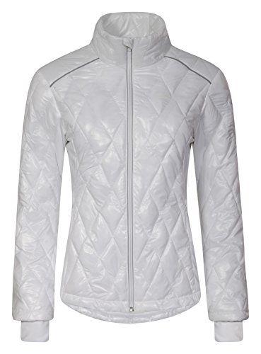 €17.49 in Gr. XXL * Li Ning Damen Jacke Rachel, Weiß *** günstige Sportbekleidung