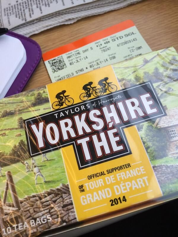 29 Brilliantly Yorkshire Ways To Welcome The Tour De France