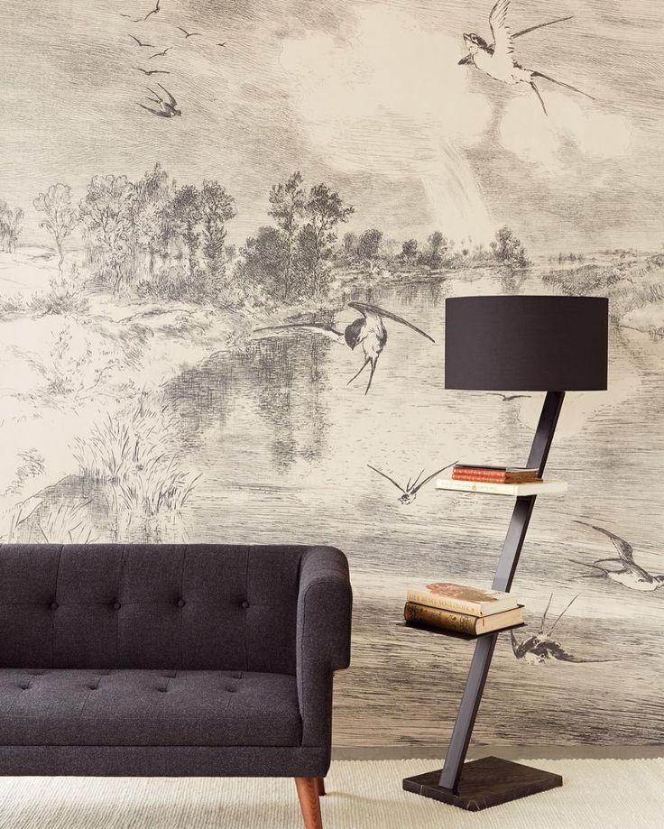 Harry lädt durch seine hohen Armlehne zum entspannten Lesen ein, so wie bei @camillaaresoe  #sofacompany #sofacompany_de #danishdesign #furniture #scandinaviandesign #interiordesign #furnituredesign #nordicinspiration #retrostyle