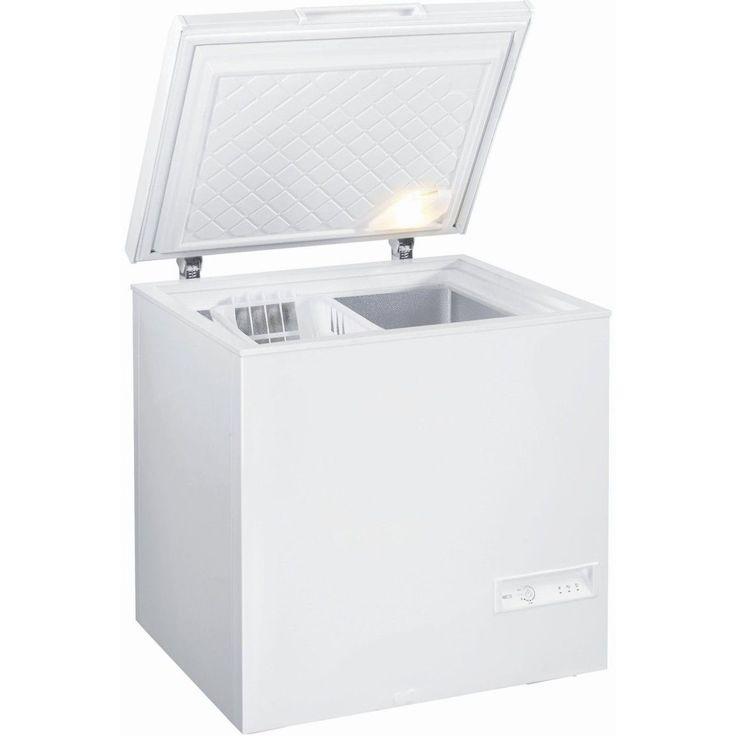 Gorenje FHE151W fagyasztó, 141 l,  A+ energiaosztály, H 80 cm, Fehér