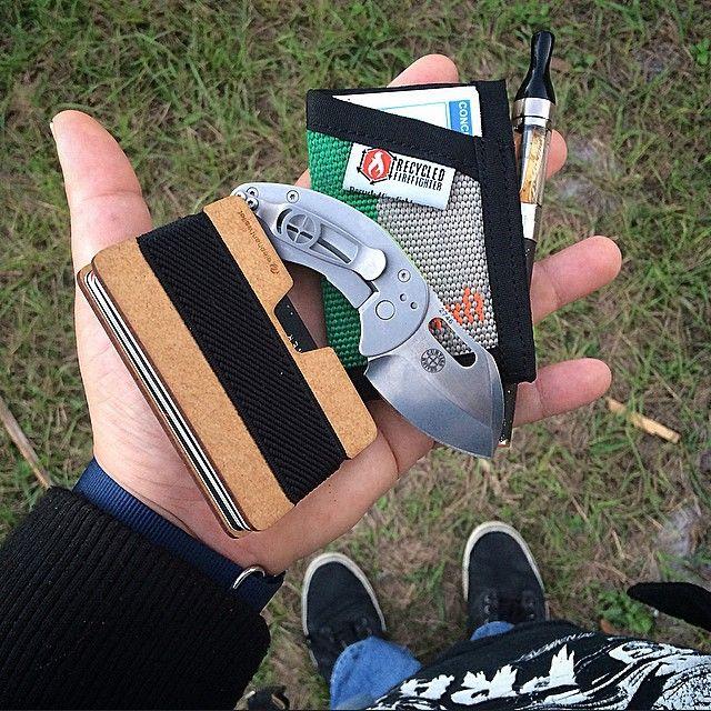 Minimalist wallet, epehantwallet, n wallet