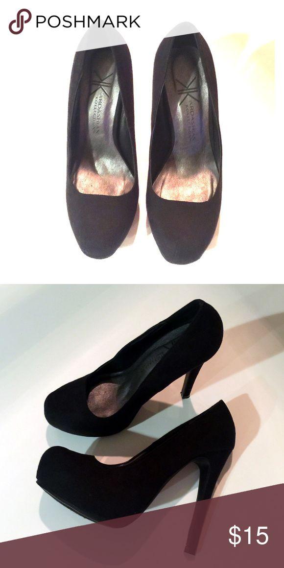 Kardashian Kollection Platform Heels Kardashian Kollection | Size 5.5 Kardashian Kollection Shoes Heels
