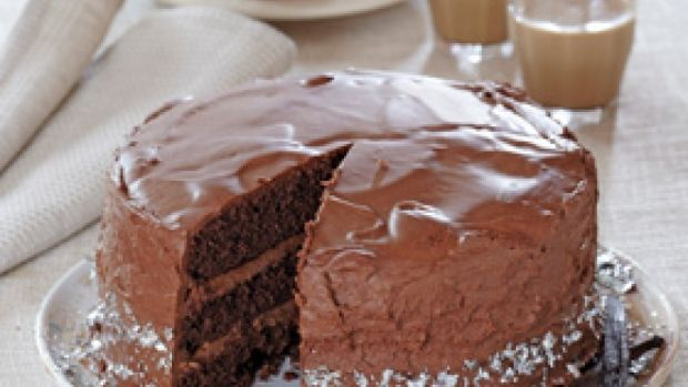 Opskrift på chokoladekage | Fødselsdagskage