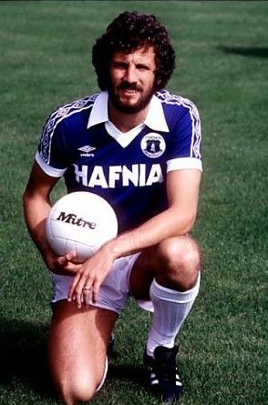 Mick Ferguson Everton 1981