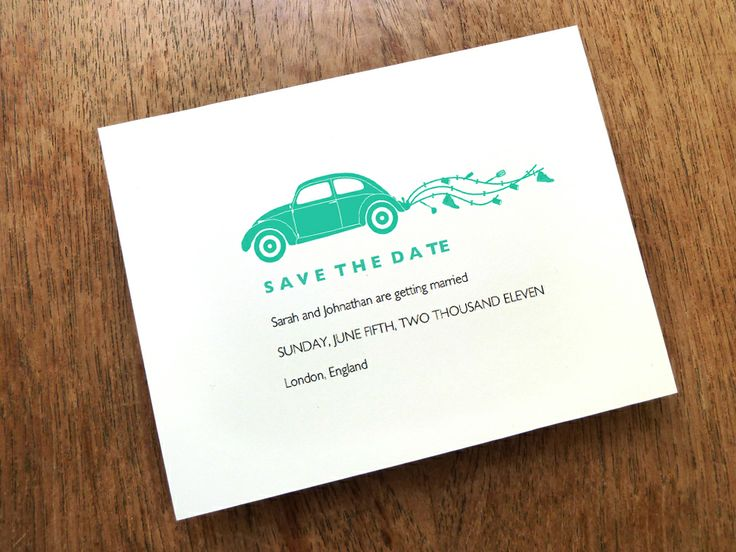 Best Printable Wedding Save The Date Cards Images On