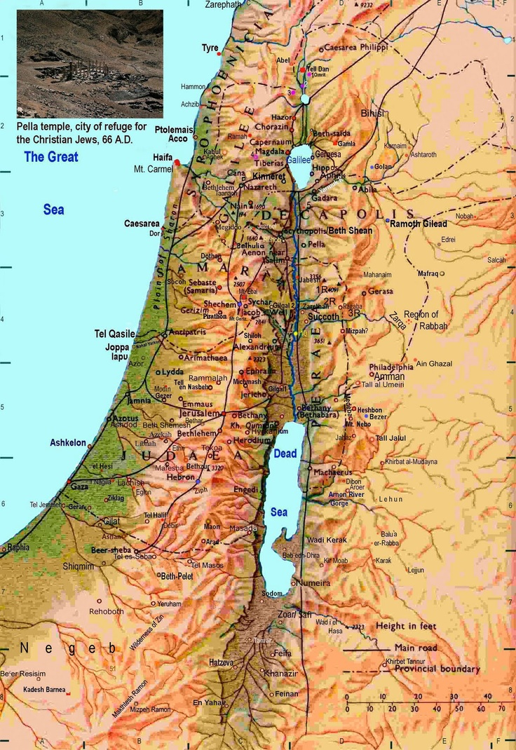 91 best MAPS images on Pinterest  Holy land Bible studies and