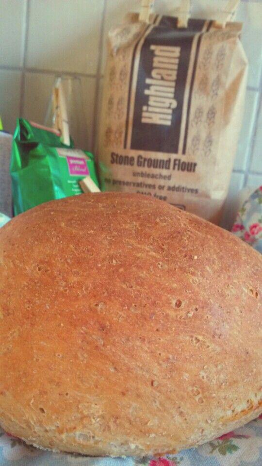 Vegan bread!