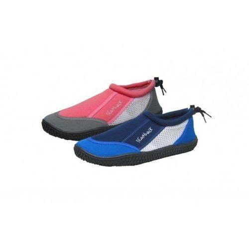 BOCKSTIEGEL® Aqua-Schuhe Unisex 22-46 ( Kinder, Damen, Herren 2 Designs Profilsohle Neopren) , Farbe:Blau;Größe:27 / UK 9.5 - http://on-line-kaufen.de/beachwalk-2/bockstiegel-aqua-schuhe-unisex-22-46-kinder-damen