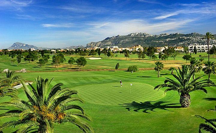 Club de Golf Oliva Nova, Costa Blanca - http://www.justteetimes.com/course/Club-de-Golf-Oliva-Nova