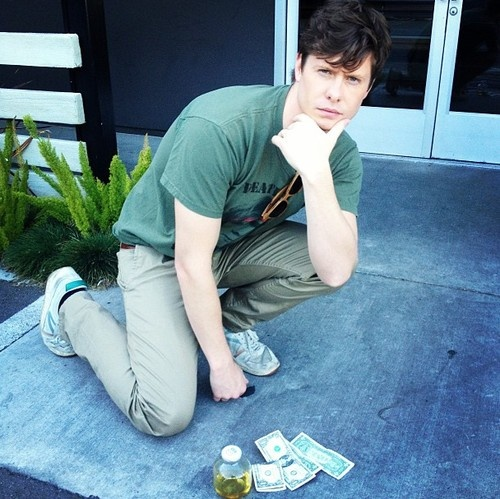 I am so in love with Anders Holm