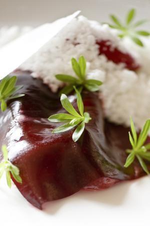 6 mermeladas gourmets que nunca se te ocurrirían: Mermelada de betabél