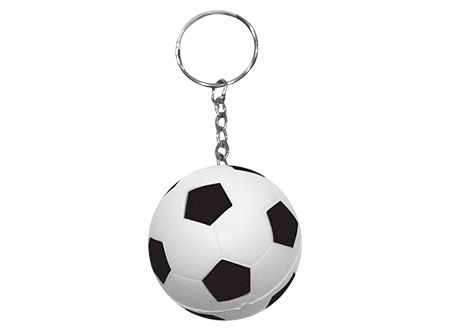 Llavero pelota de Fútbol Anti-Stress
