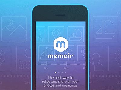 Memoir 2.0 by Eddie Lobanovskiy for Unfold