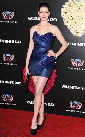 Mini Madness from Anne Hathaway's Best Looks | E! Online