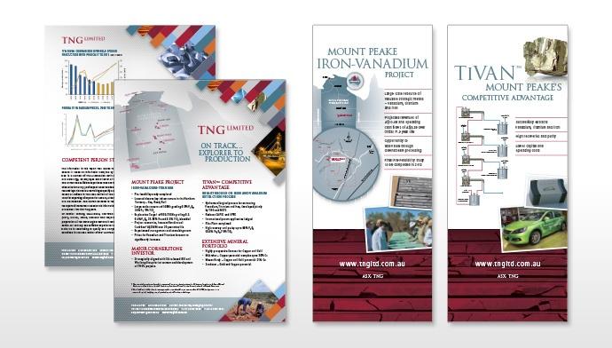 Corporate Marketing  Designed by JAZ Visual Communication  1300 852 102