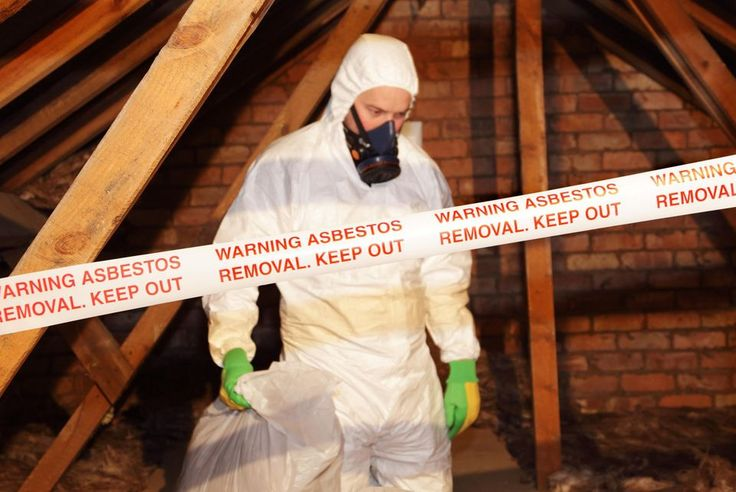 Is Do It Yourself Asbestos Removal Legal?
