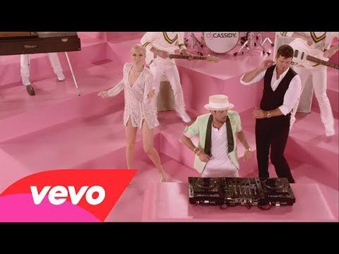 "DJ Cassidy  ""Calling All Hearts"" feat. Robin Thicke & Jessie J"