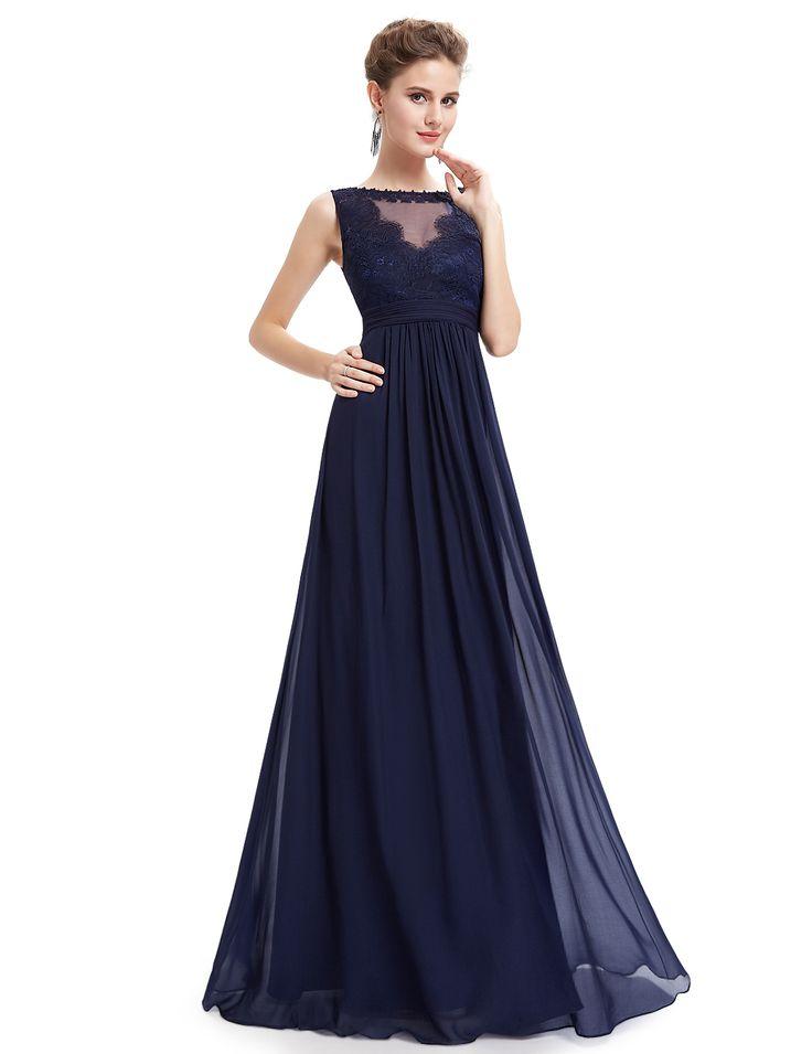 Lace Illusion neckline EFEP8715