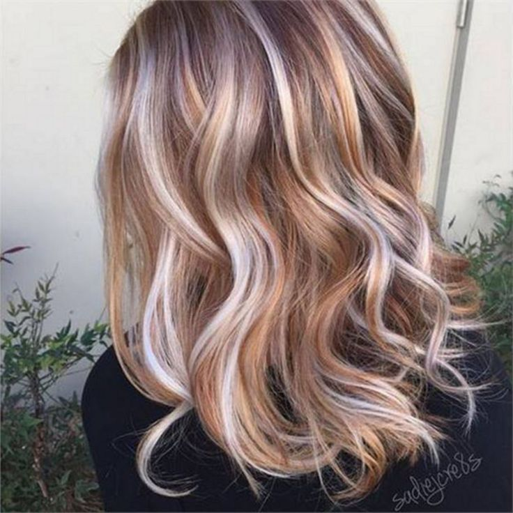 Fall Hair Color For Blondes 536 Tuku Oke In 2019 Hair Color