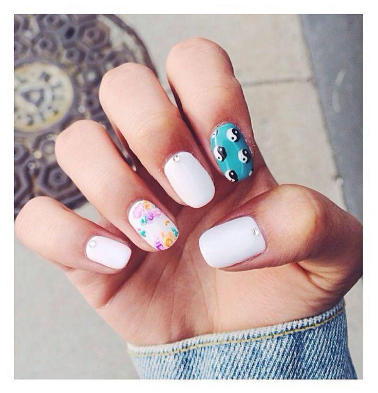 Bethany Mota nails :))